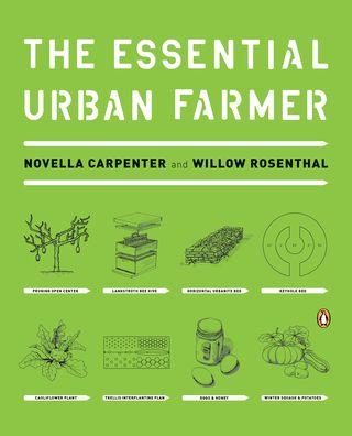 The Essential Urban Farmer cover hi res